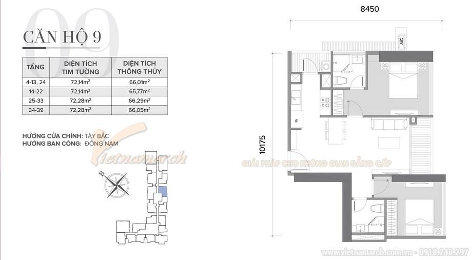 Tư vấn thiết kế nội thất Vinhomes Skylake