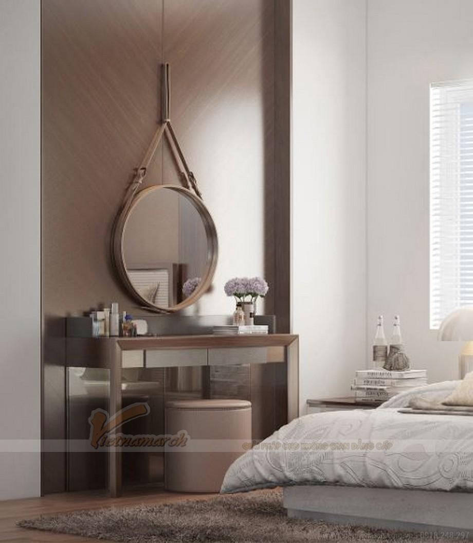 Mẫu thiết kế nội thất phòng ngủ cho căn hộ 19 tòa S2 chung cư Vinhome Skylake-03