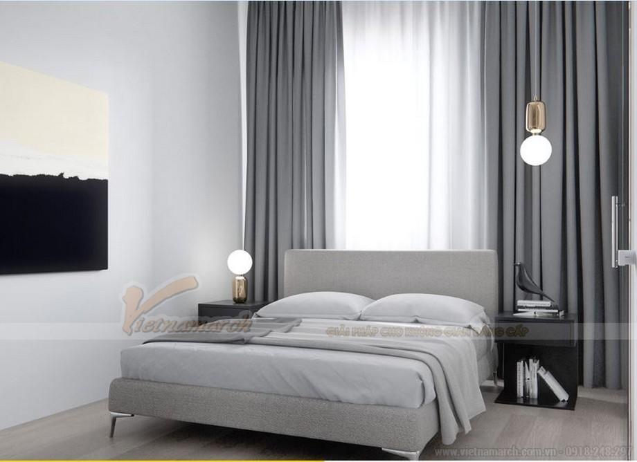 Mẫu thiết kế nội thất phòng ngủ cho căn hộ 19 tòa S2 chung cư Vinhome Skylake-04