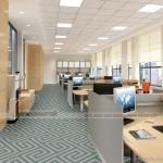Những mẫu thảm trải sàn văn phòng đẹp
