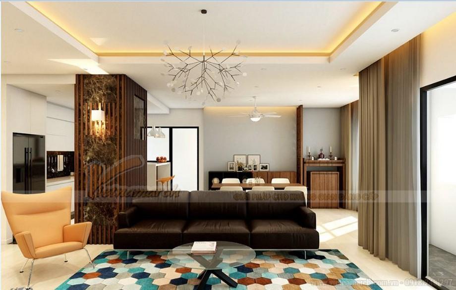 Phương án thiết kế nội thất cho căn hộ 02 tòa S2 chung cư Vinhomes Skylake-03