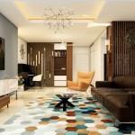Phương án thiết kế nội thất cho căn hộ 02 tòa S2 chung cư  Vinhomes Skylake