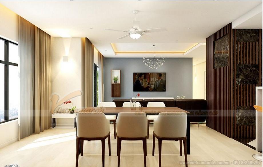 Phương án thiết kế nội thất cho căn hộ 02 tòa S2 chung cư Vinhomes Skylake-05