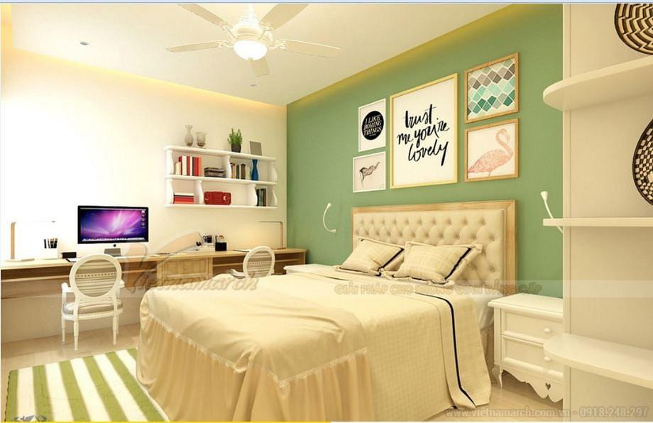 Phương án thiết kế nội thất cho căn hộ 02 tòa S2 chung cư Vinhomes Skylake-09