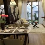 Phương án thiết kế nội thất căn hộ mẫu chung cư Vinhomes Gardenia