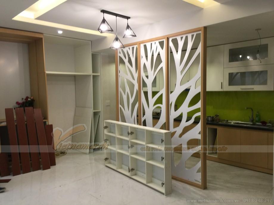 Thi công nội thất căn hộ New Skyline Văn Quán-04