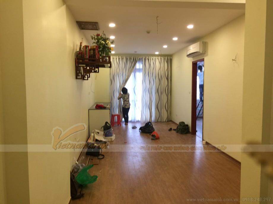 Thi công nội thất căn hộ New Skyline Văn Quán-02