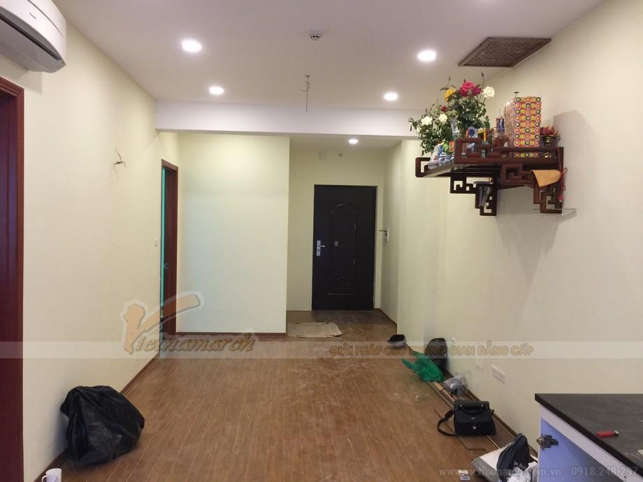 Thi công nội thất căn hộ New Skyline Văn Quán-01