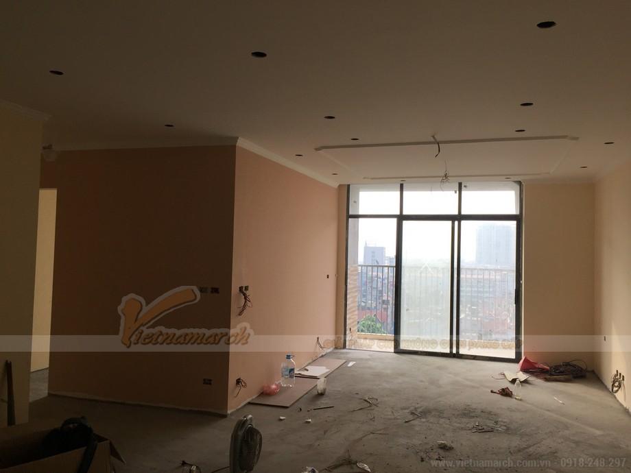 Thi công nội thất căn hộ New Skyline Văn Quán-06