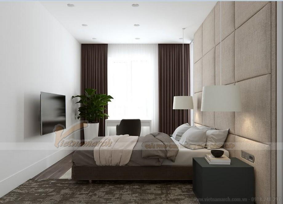 Thiết kế nội thất căn hộ 03 tòa S2 khu chung cư chung cư Vinhome Skylake-06