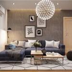 Thiết kế nội thất căn hộ 03 tòa S2 khu chung cư chung cư Vinhome Skylake