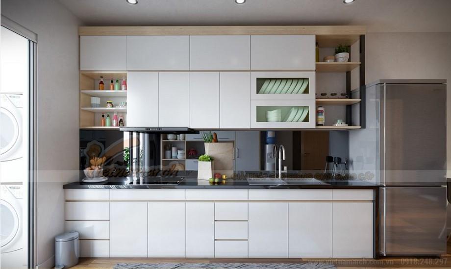 Thiết kế nội thất căn hộ 03 tòa S2 khu chung cư chung cư Vinhome Skylake-04