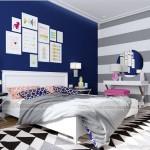 Thiết kế nội thất căn 3 phòng ngủ tòa A1 Vinhomes Gardenia