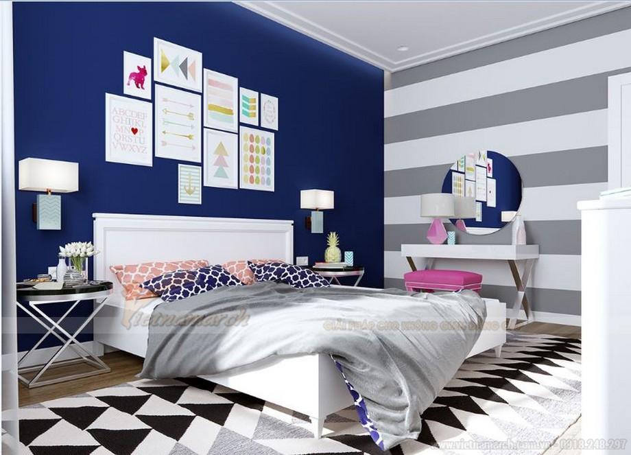 Thiết kế nội thất căn hộ 03 tòa S2 khu chung cư chung cư Vinhome Skylake-08