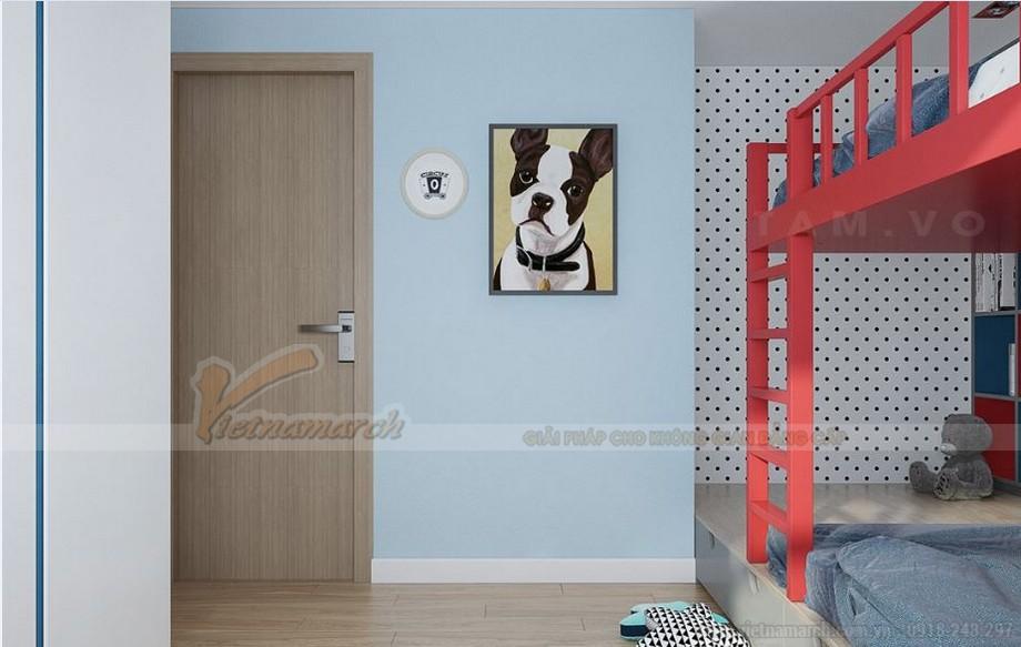 Thiết kế nội thất hiện đại cho căn hộ 01 tòa S2 chung cư Vinhomes Skylake-07