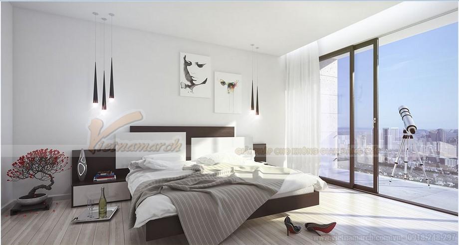 Thiết kế nội thất hiện đại cho căn hộ 01 tòa S2 chung cư Vinhomes Skylake-05