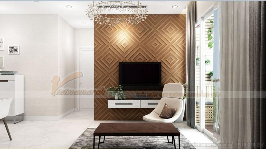 Thiết kế nội thất hiện đại sang trọng căn hộ 12 tòa S2 chung cư Vinhome Skylake-03