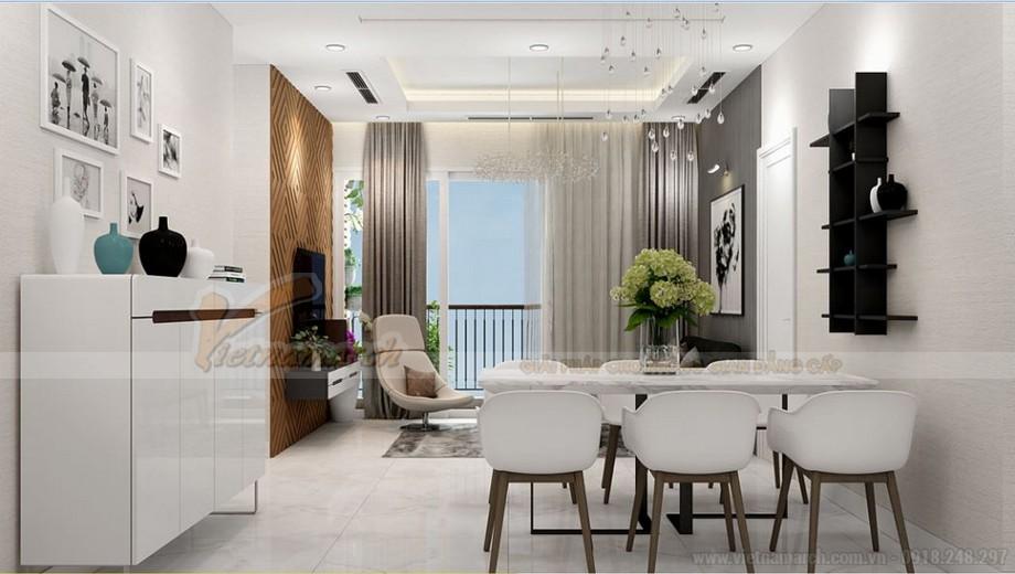 Thiết kế nội thất hiện đại sang trọng căn hộ 12 tòa S2 chung cư Vinhome Skylake-04