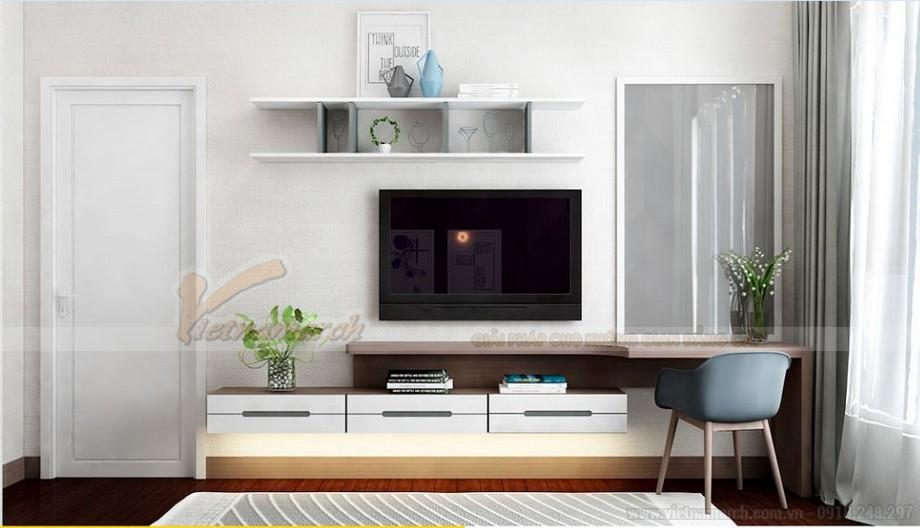 Thiết kế nội thất hiện đại sang trọng căn hộ 12 tòa S2 chung cư Vinhome Skylake-07