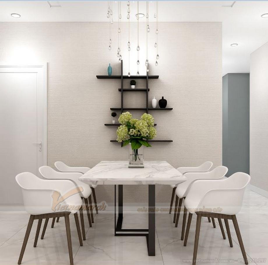 Thiết kế nội thất hiện đại sang trọng căn hộ 12 tòa S2 chung cư Vinhome Skylake-05