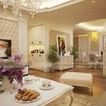 Tư vấn thiết kế nội thất căn 3 phòng ngủ tòa C7 Vinhomes D'Capitale