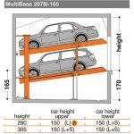 Hệ thống bãi đỗ xe thông minh MultiBase 2078i