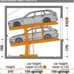Hệ thống bãi đỗ xe MultiBase G82 -165/310