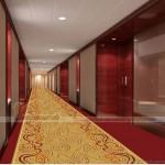 Các mẫu thảm trải sàn cực đẹp cho khách sạn