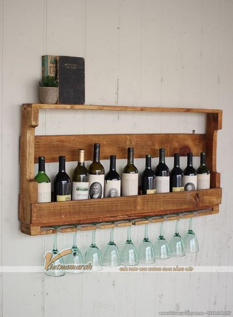 Các mẫu tủ rượu treo tường đẹp không thể bỏ qua-06