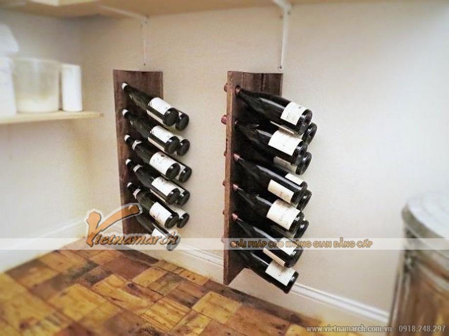Các mẫu tủ rượu treo tường đẹp không thể bỏ qua-04