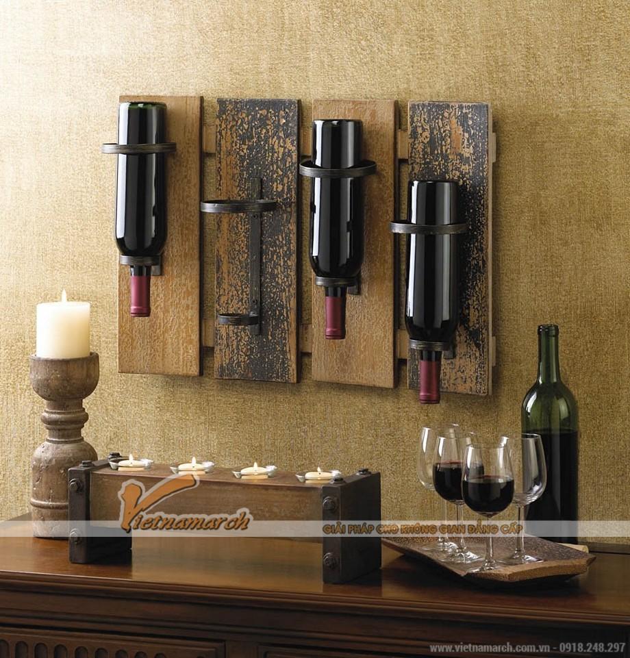 Các mẫu tủ rượu treo tường đẹp không thể bỏ qua-05