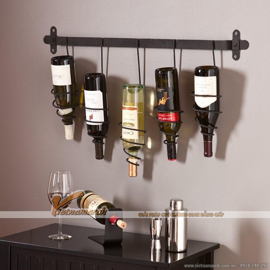 Các mẫu tủ rượu treo tường đẹp không thể bỏ qua-02
