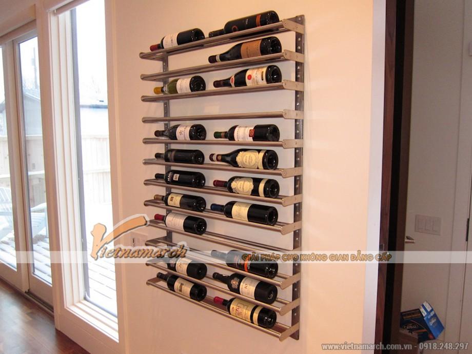 Các mẫu tủ rượu treo tường đẹp không thể bỏ qua-01