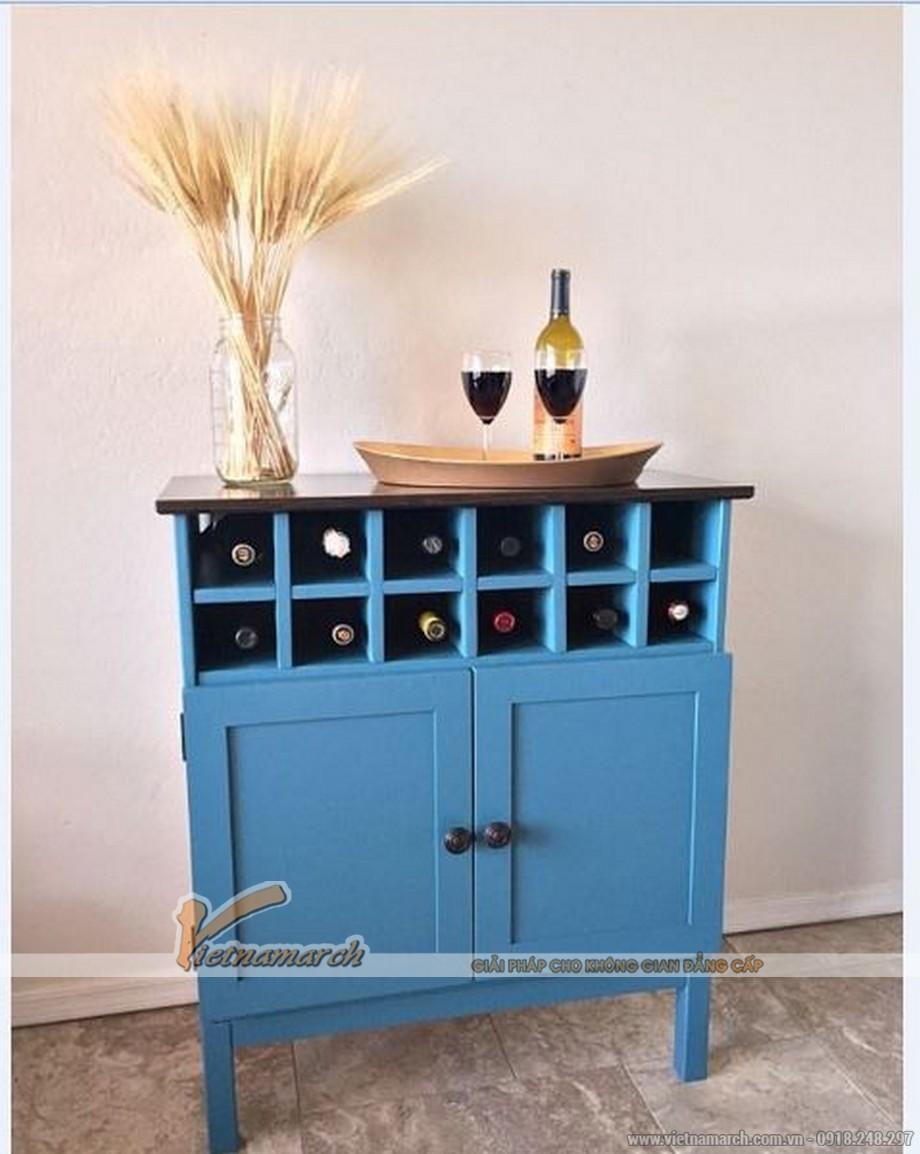 Một số mẫu tủ rượu hiện đại kích thước nhỏ cho không gian nội thất sang trọng-04