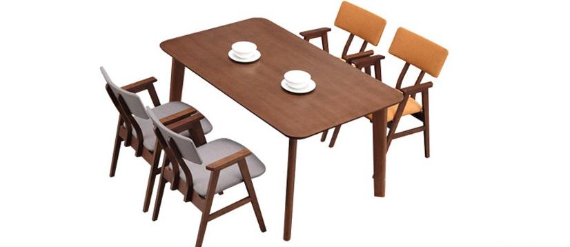 Chẳng có lí do gì mà không sắm ngay mẫu bàn ăn hiện đại này cho không gian bếp