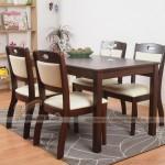 Những mẫu bàn ăn 4 ghế cho phòng bếp đang sốt xình xịch tại Vietnamarch