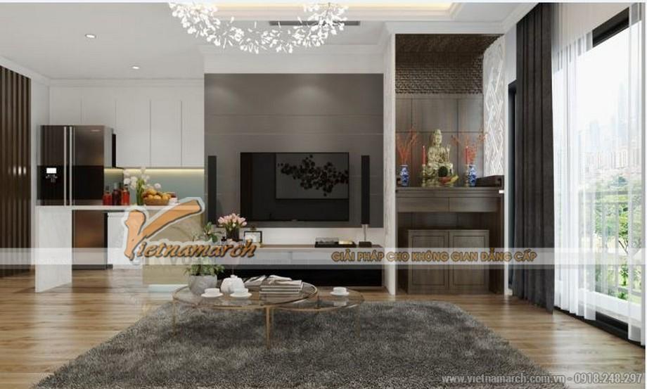 Nội thất đẹp lung linh cho căn hộ 07 tòa G2 chung cư Vinhome Green Bay-03