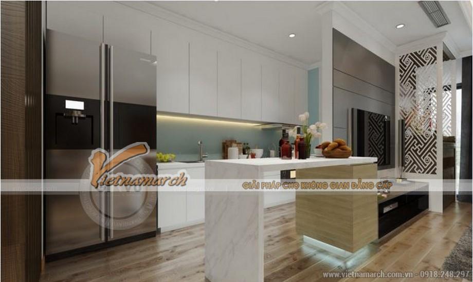 Nội thất đẹp lung linh cho căn hộ 07 tòa G2 chung cư Vinhome Green Bay-04