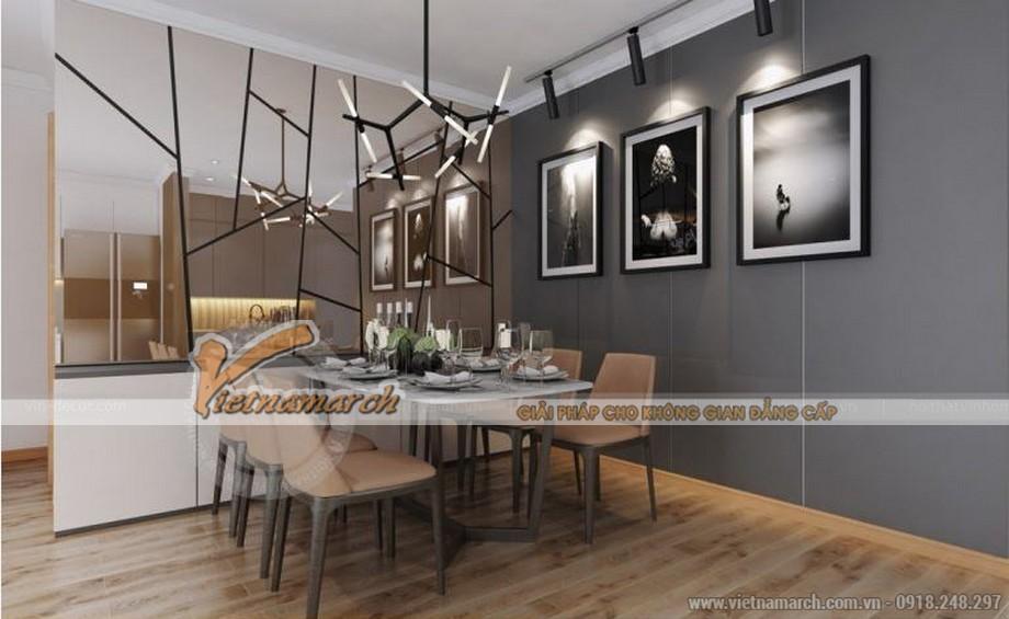 Nội thất đẹp lung linh cho căn hộ 07 tòa G2 chung cư Vinhome Green Bay-05