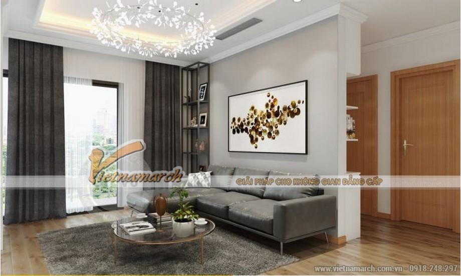 Nội thất đẹp lung linh cho căn hộ 07 tòa G2 chung cư Vinhome Green Bay-02
