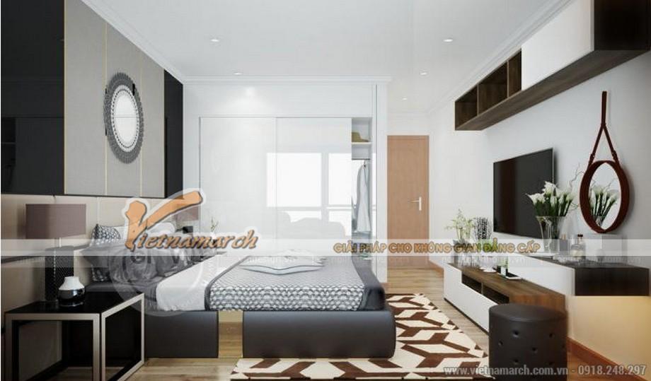 Nội thất đẹp lung linh cho căn hộ 07 tòa G2 chung cư Vinhome Green Bay-06