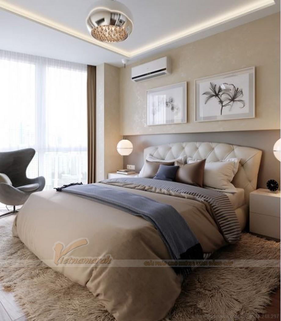 Mẫu thiết kế nội thất hiện đại căn hộ 02 tòa G2 Vinhome Green Bay-06