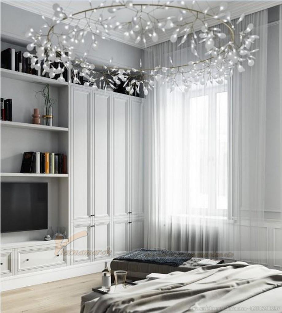 Thiết kế nội thất hiện đại cho căn hộ 12 tòa G1 chung cư Vinhome Green Bay-06