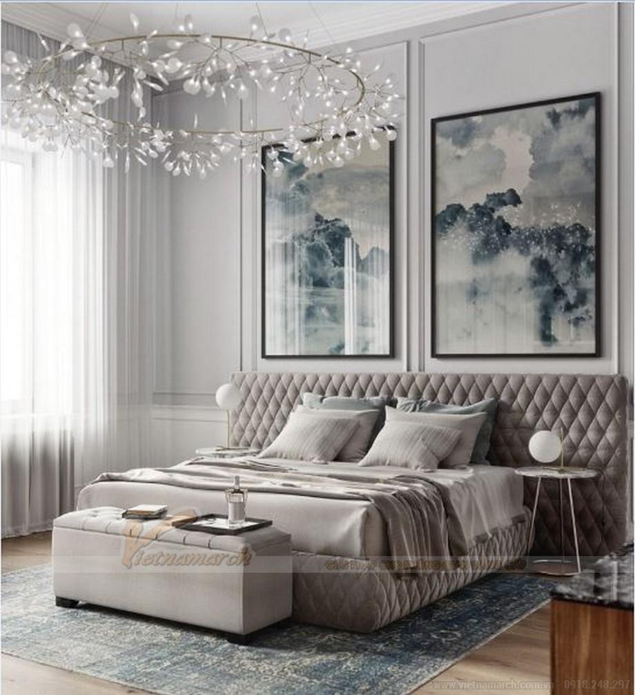 Thiết kế nội thất hiện đại cho căn hộ 12 tòa G1 chung cư Vinhome Green Bay-05