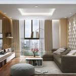 Phương án thiết kế nội thất cho căn hộ 03 tòa G1 Vinhome Green Bay