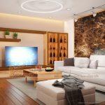 Thiết kế nội thất căn hộ 114m2 tòa Ruby 1 chung cư Goldmark City
