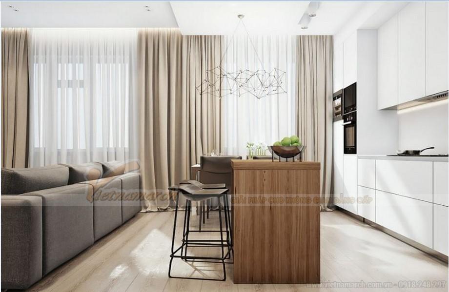 Nội thất hiện đại sang trọng cho căn hộ 03 tòa G1 chung cư Vinhome Green Bay-04