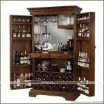 Tổng hợp các mẫu tủ rượu hiện đại cho không gian nội thất thêm sang trọng