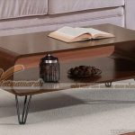 Những mẫu bàn trà mang phong cách hiện đại ấn tượng