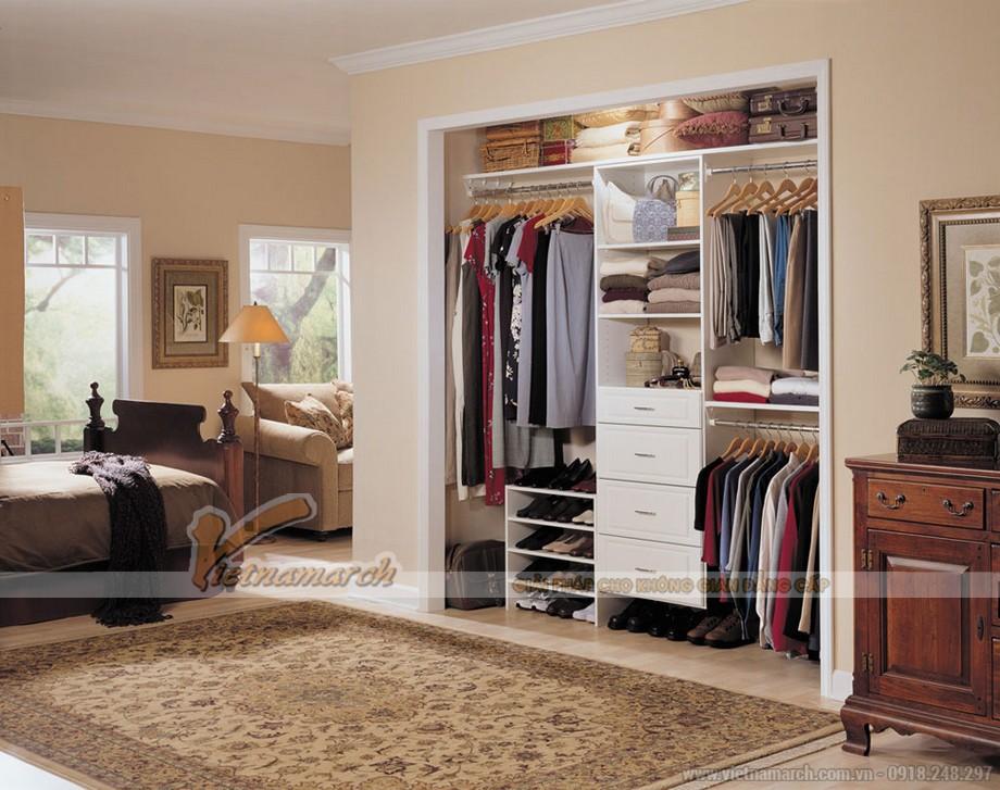 """""""Điểm danh"""" những mẫu tủ quần áo lí tưởng cho không gian nội thất hiện đại"""